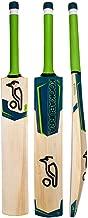 Kookaburra Kahuna Premium English Willow Cricket bat' Men's Size , Short Handle [Kahuna 2.0, 3.0, 4.0, 5.0, 6.0]