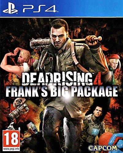 Dead Rising 4 PS-4 UK multi Franks Komplettpaket [Importación inglesa]