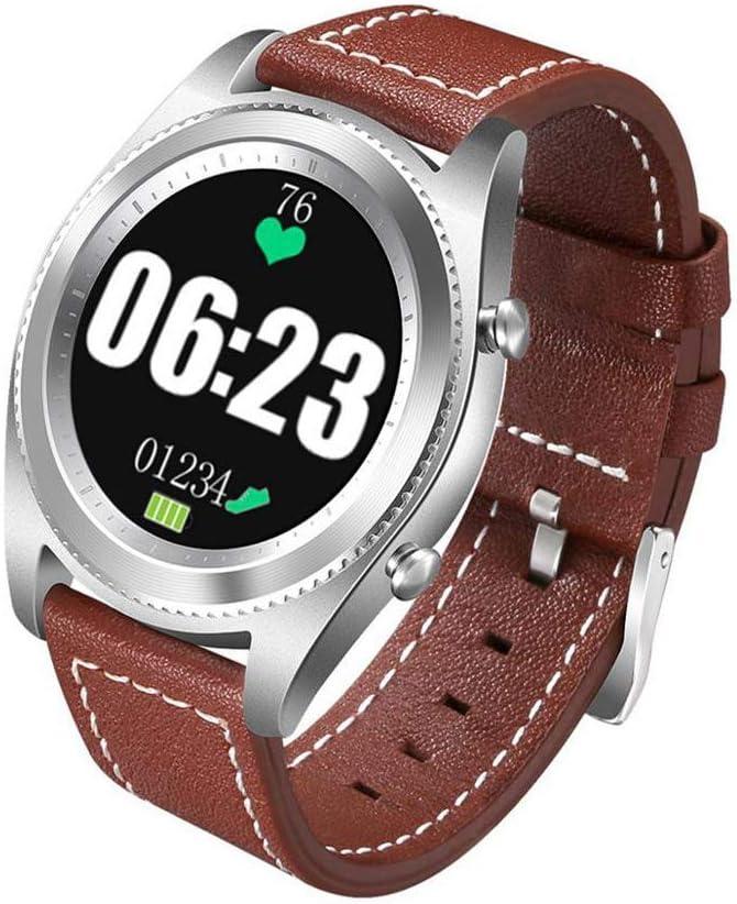 North King Pulsera De Reloj Smartwatch Pulso Monitor Bluetooth 4.0 Inteligente para Dispositivos De iOS Android