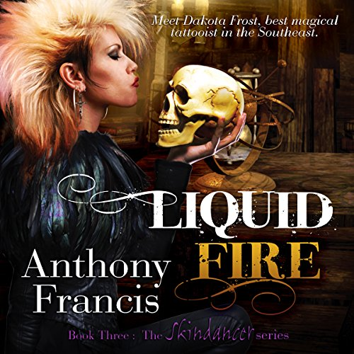 Liquid Fire audiobook cover art
