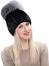 Herfst Winter Gras Mode Dames Breien Muts Haarbal Warm Gebreide Winddicht Mode Warme Cap