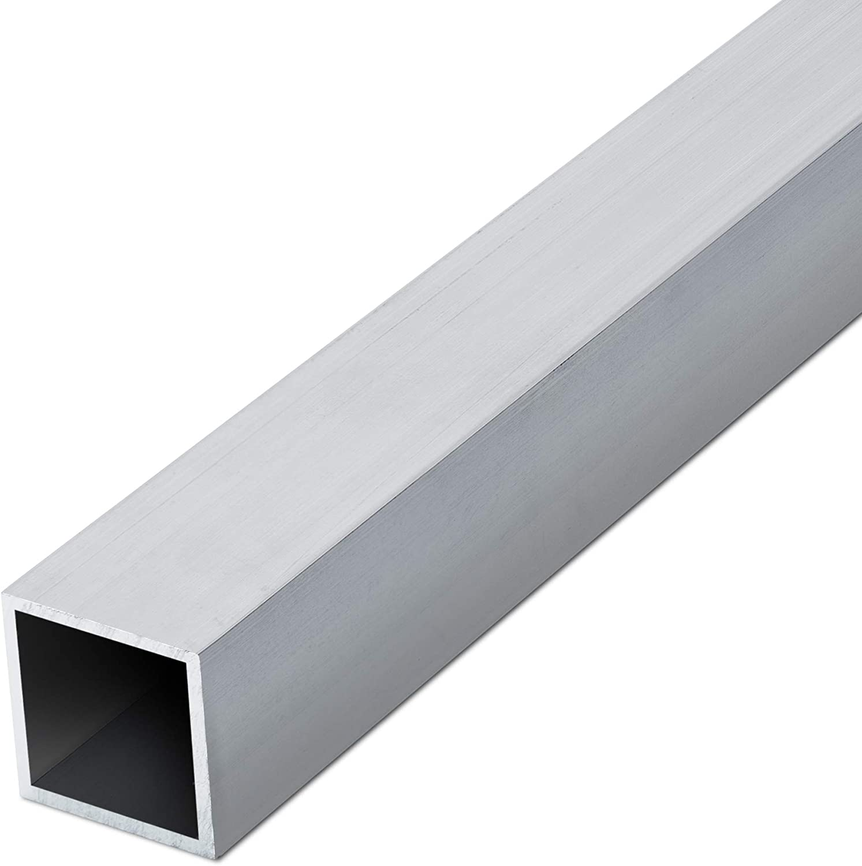 25 x 2 mm L/änge: 1.500+-5 mm Alurohr