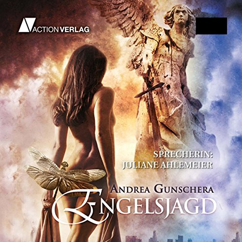 Engelsjagd audiobook cover art