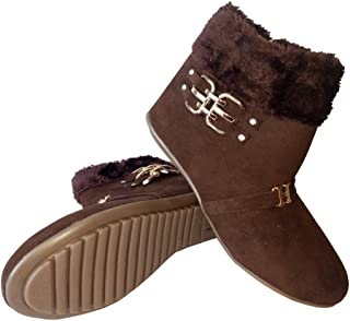 Brown Girls\u0027 Boots Buy Brown Girls\u0027 Boots online at best