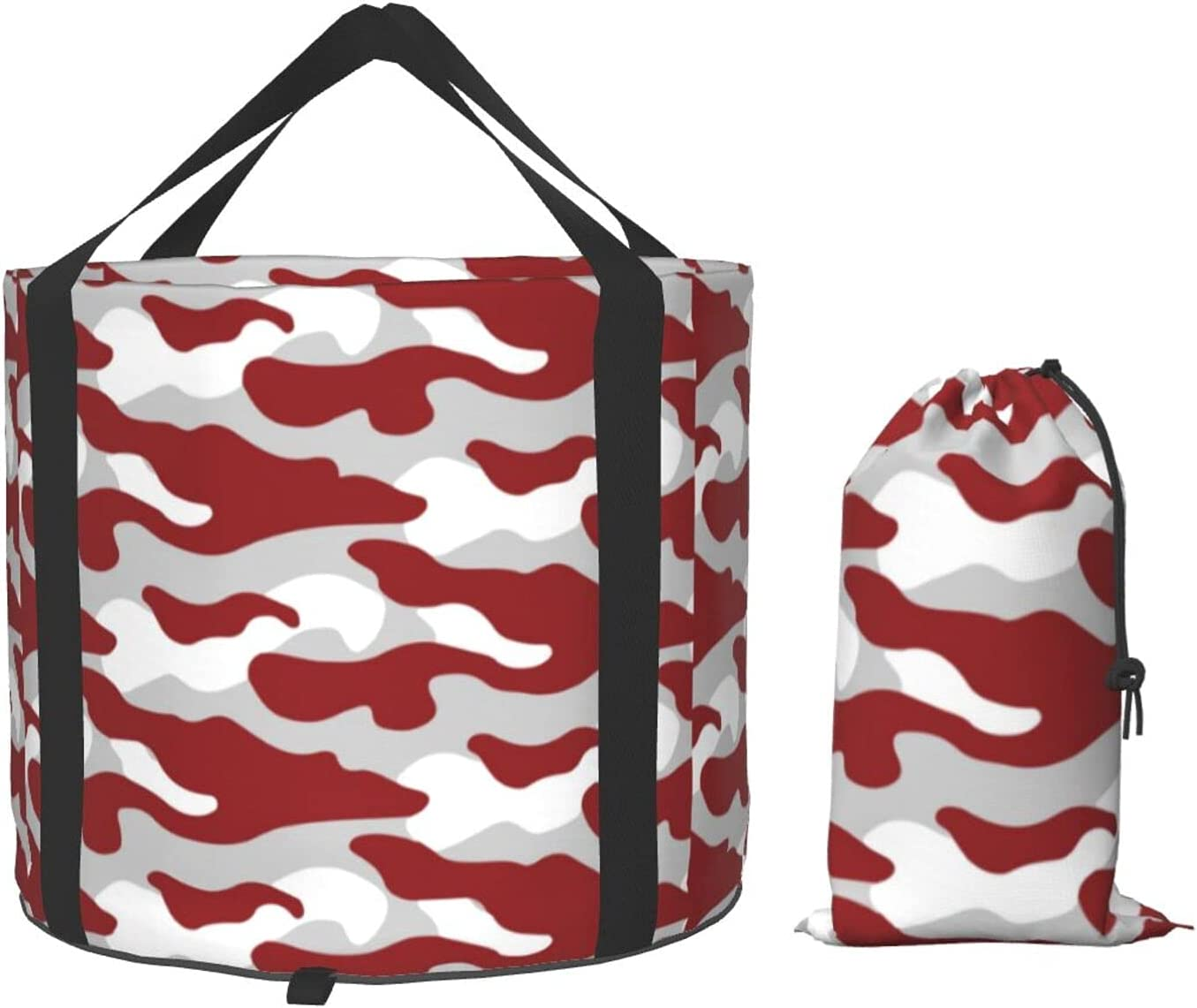 safety Multifunctional Portable Kansas City Mall Collapsible Bucket Camouflage Alabama F