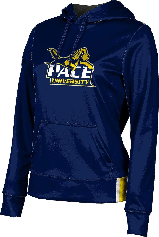 ProSphere Pace University Girls' Pullover Hoodie, School Spirit Sweatshirt (Solid)