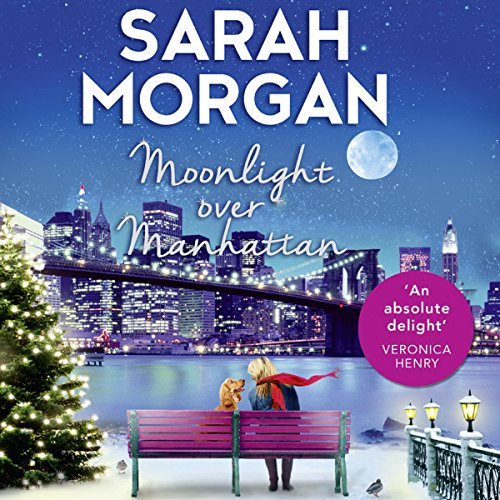 Moonlight over Manhattan audiobook cover art
