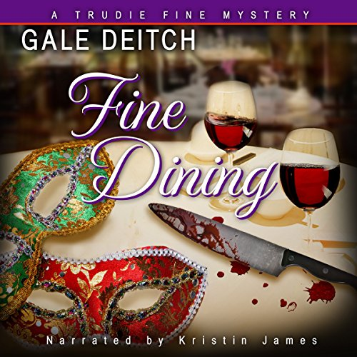 Fine Dining audiobook cover art
