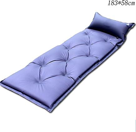 Feuchtigkeitsfestes automatisches aufblasbares Bett-im Freien zusammenklappbares tragbares Picknick, das 5cm Starke einzelne Matratze kampiert B07CM322F7 | Treten Sie ein in die Welt der Spielzeuge und finden Sie eine Quelle des Glücks