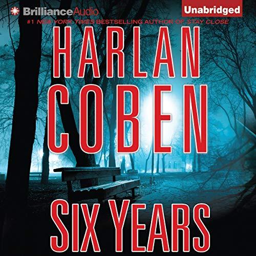 Six Years audiobook cover art