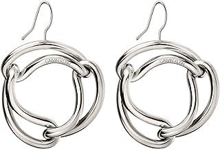 Calvin Klein Orecchini a pendolo e goccia Donna acciaio_inossidabile - 7612635126715