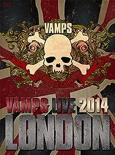 VAMPS LIVE 2014:LONDON (通常盤B)(デジパック仕様) [Blu-ray]