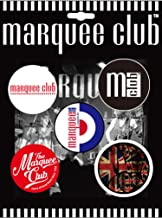 Marquee Club 5 badge set/Type-D