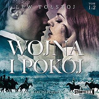 Wojna i pokój 1-2 audiobook cover art
