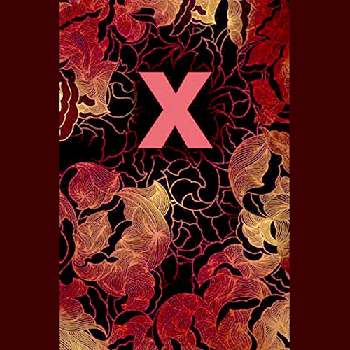 X - The Erotic Treasury audiobook cover art
