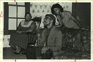 1983 Press Photo Cast of
