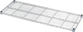 アイリスオーヤマ ラック メタルラック パーツ 棚板 防サビ加工 幅120×奥行46cm 耐荷重75kg 固定部品付き ポール径25mm スチールラック サビに強い SE-12T