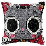 YDHZAHAH Crochet de Serrure Tapis à la Main DIY Home Home Textile Hug TAYOWCAS Tape TAPP, Convient aux Enfants et à l'artisanat Adulte B
