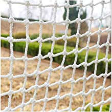 JHKJ Climbing Net for Kids, Indoor Decoration Outdoor Balcony Garden Safety Nets, Netting Decor Mesh Building Construction Net Garden Fence Net