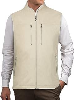 101 Travel Vest for Men - Hidden Pockets - Lightweight Utility Vest