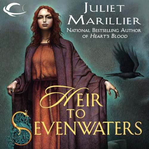 Heir to Sevenwaters cover art
