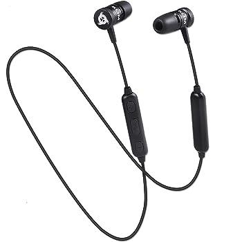 KLIM™ Fusion Bluetooth Ecouteurs sans-Fil + Haute Qualité Audio avec Microphone + Durables + Garantie 5 Ans - Innovant Casque Bluetooth Faible Latence + Couplage Rapide et Simple + NOUVEAUTÉ 2020