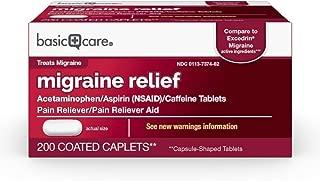 Best pain reliever with acetaminophen aspirin caffeine Reviews