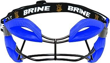 Brine Dynasty Women's Lacrosse Eye Mask Goggle Royal Blue