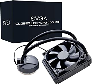 EVGA CLC 120 CL11 Liquid/Water CPU Cooler, Intel Cooling 400-HY-CL11-V1