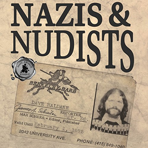 Nazis and Nudists audiobook cover art