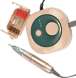 ExH Elektrische nagelboor, 30.000 omw/min, instelbare snelheid, professioneel, 3 boormachines, elektrische manicure, pedic...