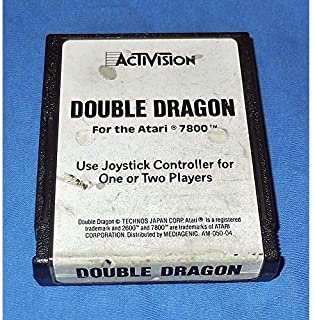 double dragon atari