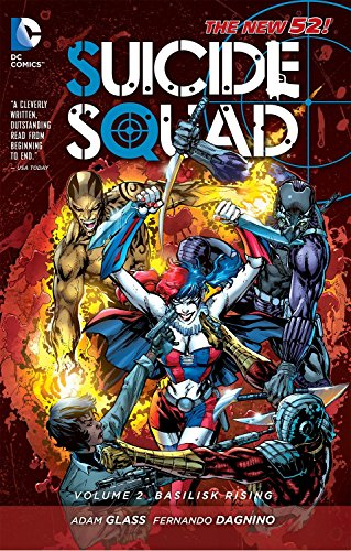 Suicide Squad - Volume 2: Basilisk Rising (The New 52): 02
