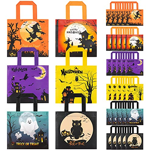 Halloween Treats Bags Party Favors -