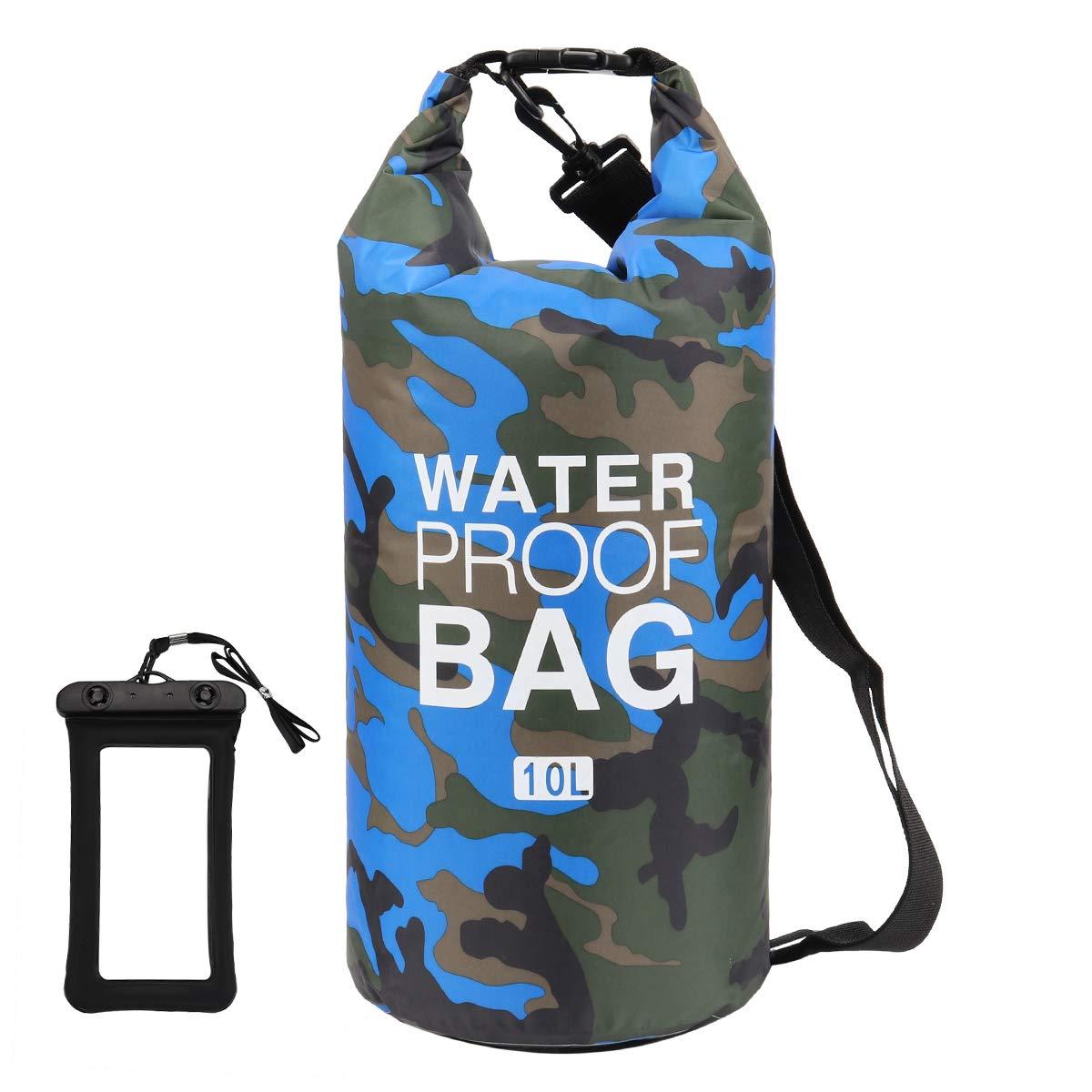 Rafting Boating Hunting Beach 30L Waterproof Dry Bag Backpack  Kayaking