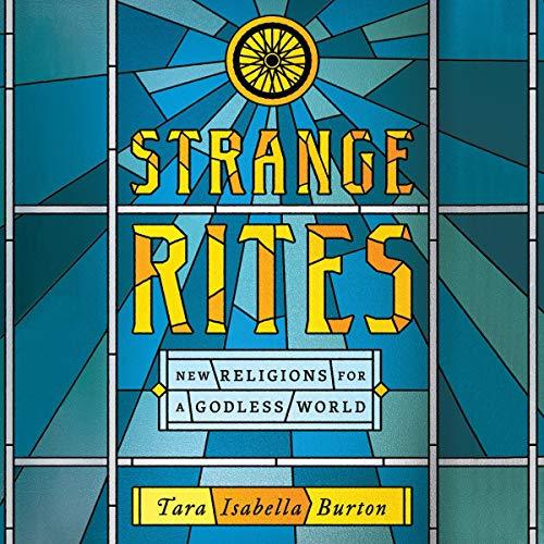 Strange Rites cover art
