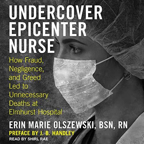 Undercover Epicenter Nurse cover art