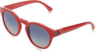 Sunglasses Emporio Armani EA 4113 56624L RED