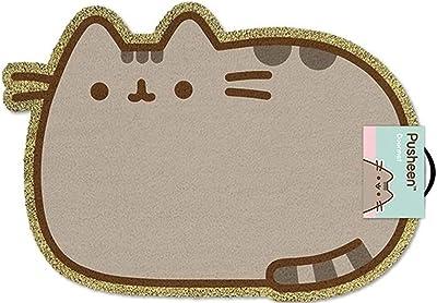 Official Licensed GUND Pusheen the Cat Shaped Doormat