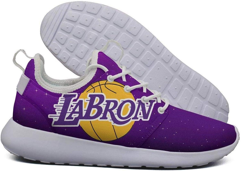 Womens Roshe Two Lightweight La_Bron_Yellow_Logo_Basketball Casual Walking Jogging mesh shoes