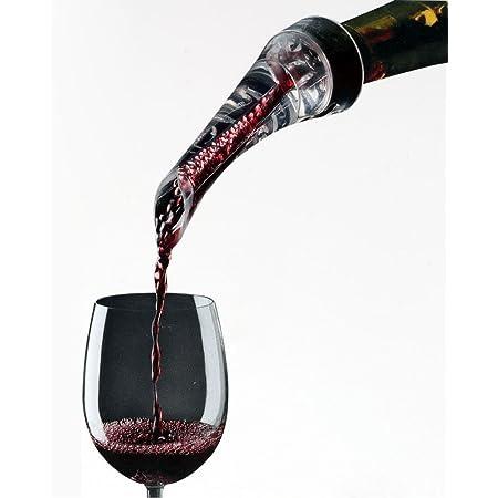 Fosfun Weinbelüfter Ausgießer Belüftend Pourer Ausgießer Für Rote Und Weiße Weine Dekantieren Mit Eleganz Und Einfachheit Baumarkt