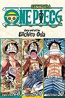 One Piece (Omnibus Edition), Vol. 10: Includes vols. 28, 29 & 30 (10)