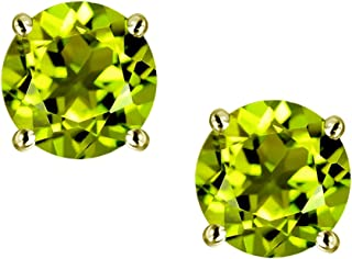 genuine alexandrite earrings