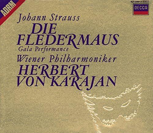 Waldemar Kmentt, Hilde Gueden, Erika Köth, Wiener Staatsopernchor, Wiener Philharmoniker & Herbert von Karajan