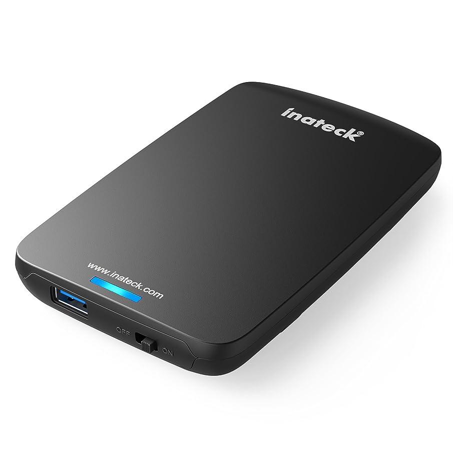 Inateck 2.5 Hard Drive Enclosure, USB 3.0 External Hard Drive Case, FE2001