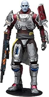 Destiny McFarlane Toys 13043-0 2 Zavala Collectible Action Figure