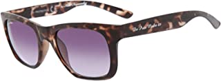 De Puta Madre Wayfarer Men's Sunglasses - DZ2039S-1074-TOBR - 57-18-135 mm