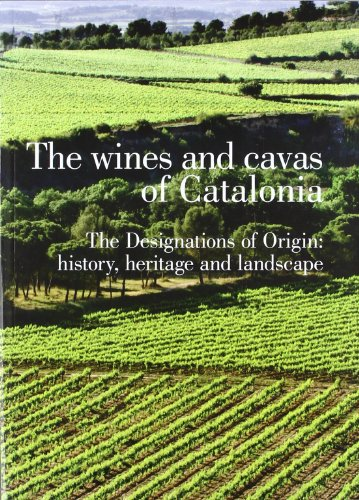 The wines and cavas of Catalonia