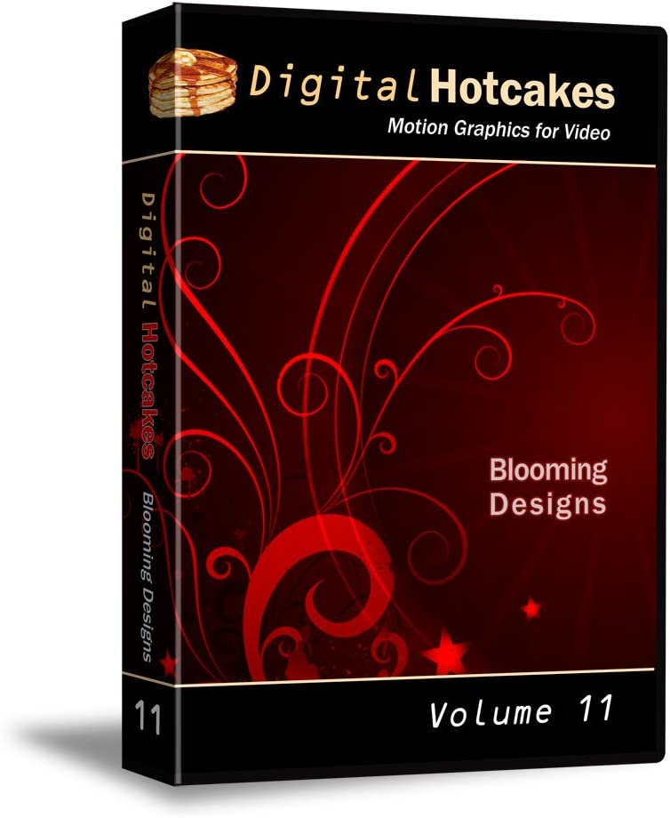 Digital Hotcakes Super beauty product Free shipping on posting reviews restock quality top Vol 11 HD Designs Blooming