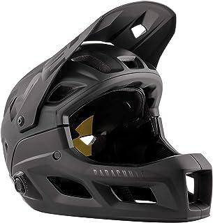 MET Helm Parachute MCR NEG.L 58-60, Erwachsene, Unisex, Schwarz MIPS NEG, 60